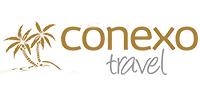 Conexo travel logo