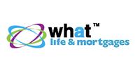 What Life logo shirt sponsor