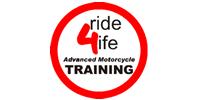 Ride 4 Life training logo
