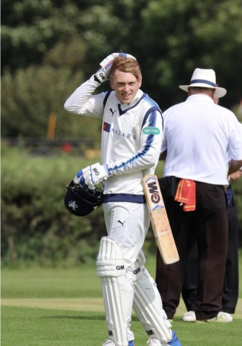 Eddie Barnes, Yorkshire CC Bowler on Loan to Sussex Sharks