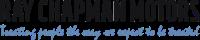 Ray chapman motors logo