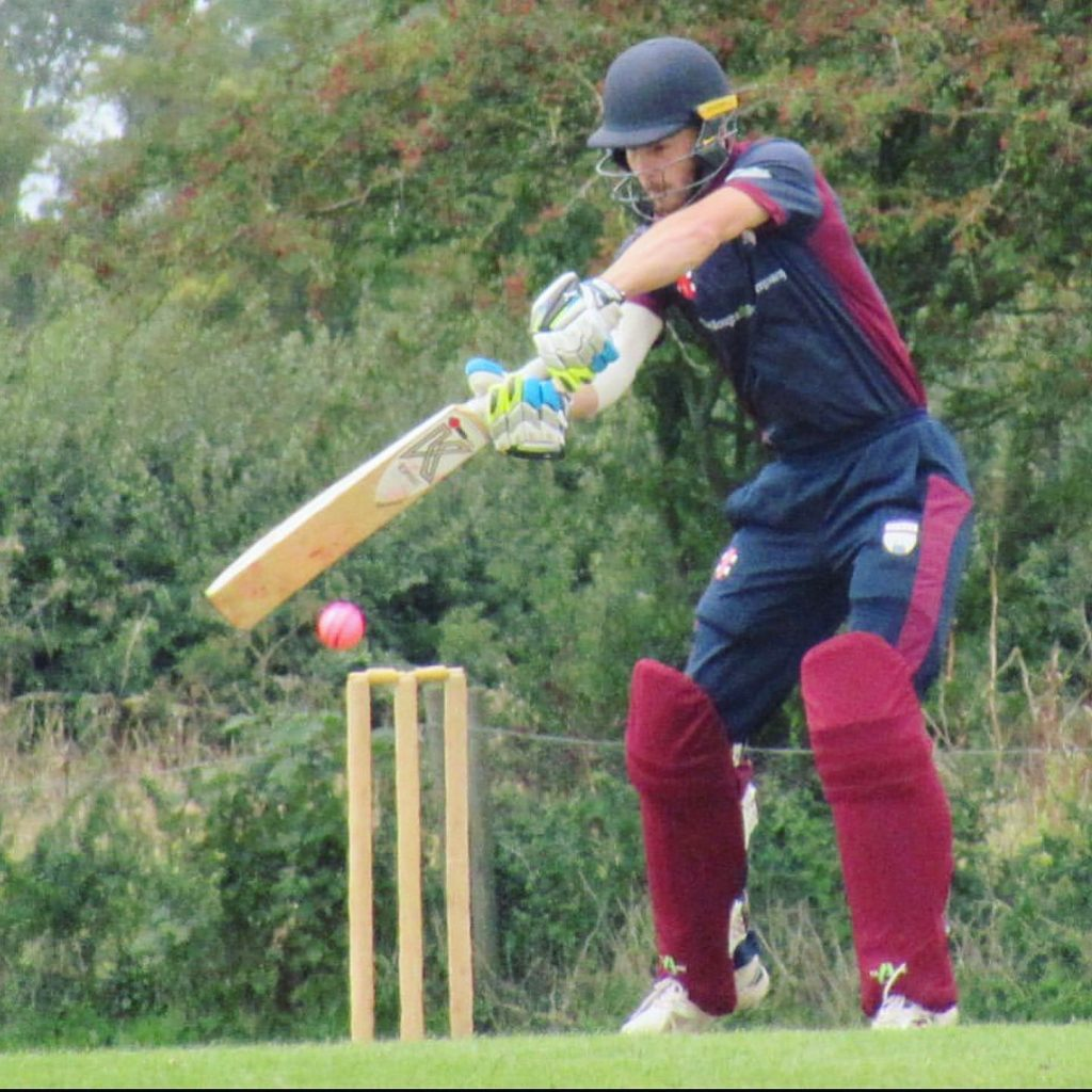 Batting in the T20 final